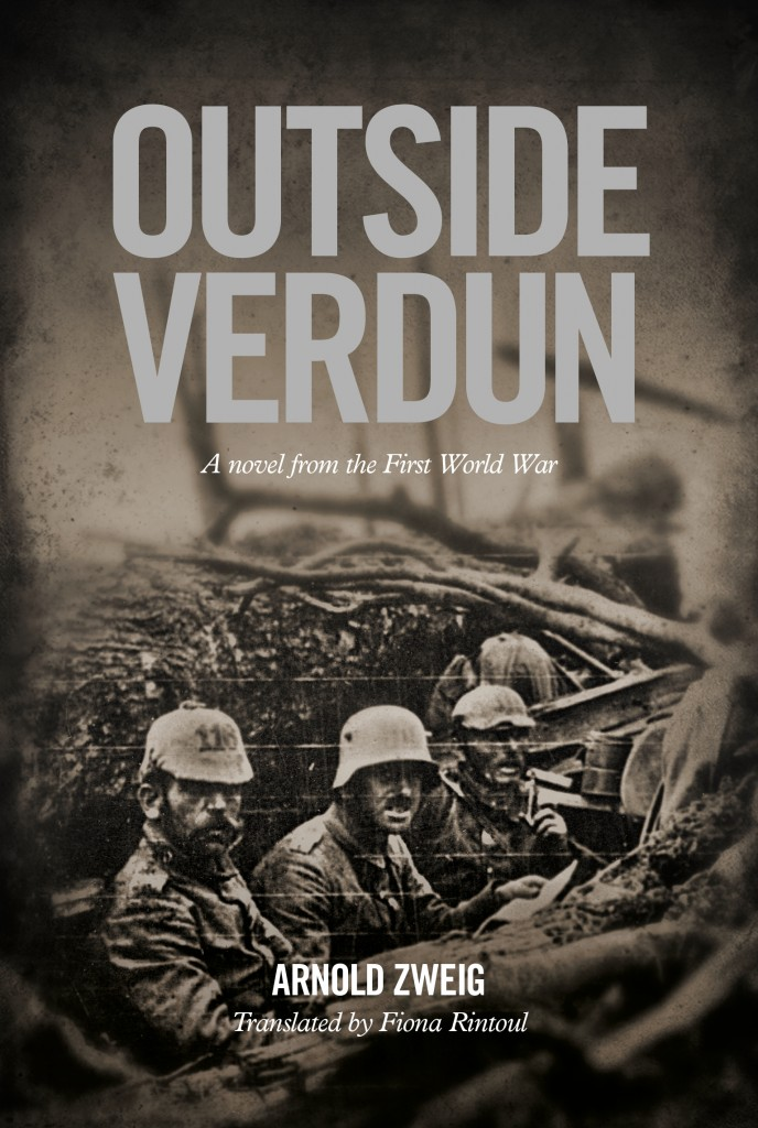 Outside Verdun cover