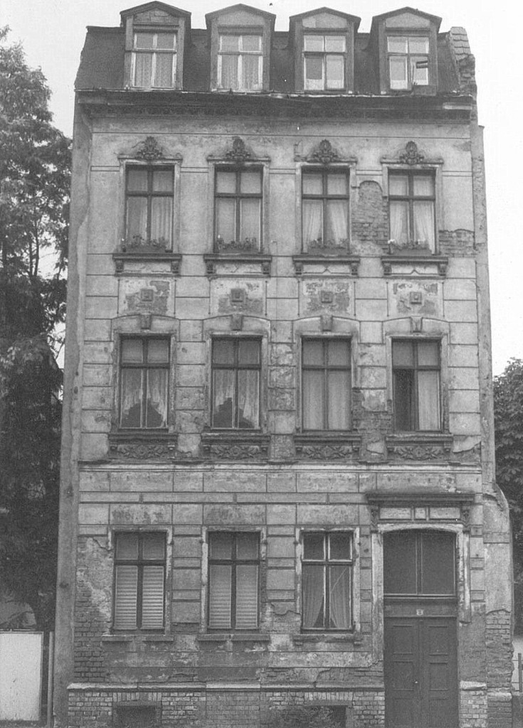 Building on Shakespearestraße